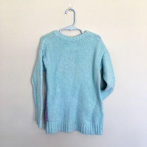 Shirts & Tops - Justice Unicorn Sweater